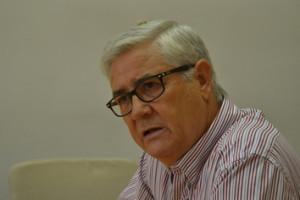 Arménio Martins, vereador do PS na Câmara de Gondomar / Foto de Ricardo Vieira Caldas