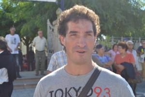 Jaime Moura, Desempregado, 43 anos- Gondomar
