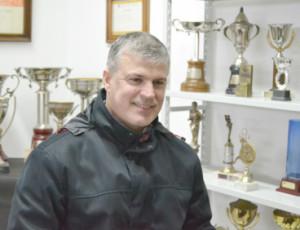 Nélson Alves, ex-jogador do Sporting CP / Foto: Ricardo Vieira Caldas