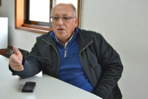 Fernando Duarte, presidente da A.S.R.C.B. Vai Avante / Foto: Pedro Santos Ferreira