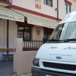 A Associação Vai Avante inaugurou recentemente uma carrinha para apoio social / Foto: Pedro Santos Ferreira