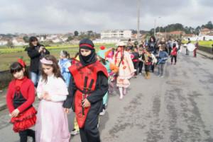 Desfile de Carnaval em Fânzeres / Foto: Pedro Santos Ferreira