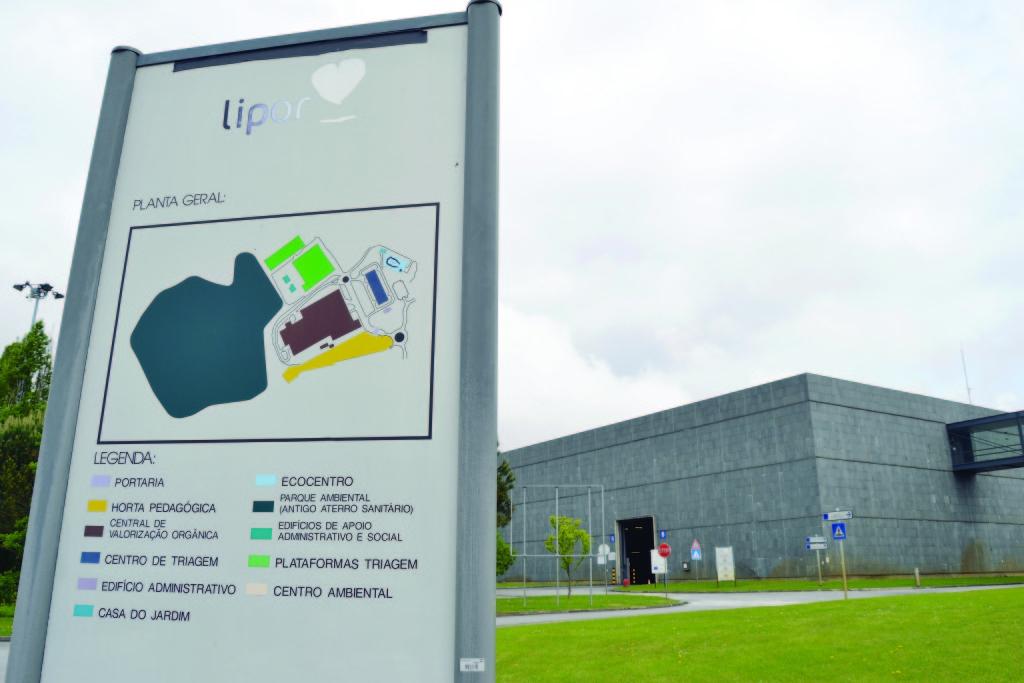 A LIPOR está localizada em Baguim do Monte / Foto: Ricardo Vieira Caldas