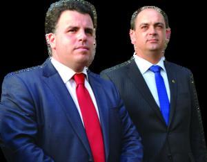 Marco Martins e Carlos Brás
