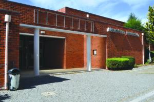 A maior alteração será no revestimento da parte exterior do edifício / Foto: Pedro Santos Ferreira