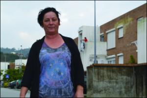 Rosa Lopes, zeladora do Bairro Mineiro / Foto: Ricardo Vieira Caldas