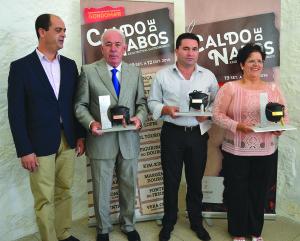 Estrelas do Douro, Vera Cruz Madureira's e Cantinho das Manas no pódio do Caldo de Nabos / Foto: Ricardo Vieira Caldas