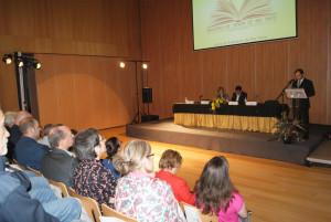 A inauguração da USRT realizou-se na Escola Secundária de Rio Tinto / Arquivo Vivacidade