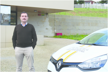 Artur Teixeira, Comandante Operacional e Comandante da Polícia Municipal de Gondomar / Foto: Pedro Santos Ferreira