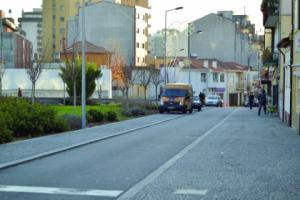 Rua das Arroteias / Foto de Pedro Santos Ferreira