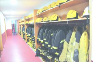 Quartel dos Bombeiros Voluntários da Areosa - Rio Tinto / Arquivo Vivacidade