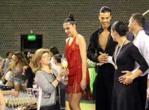 O Multiusos recebeu o Campeonato Internacional de Danças de Salão / Direitos Reservados