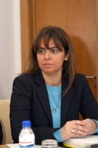 Daniela Himmel, vereadora na Câmara Municipal de Gondomar / Direitos Reservados