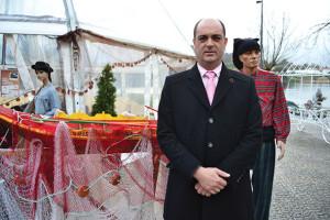 Carlos Brás, vereador do Turismo