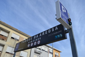 Parque de Estacionamento do Mercado da Areosa / Foto: Ricardo Vieira Caldas