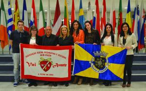 A Associação Vai Avante visitou Bruxelas / Foto: Ricardo Vieira Caldas