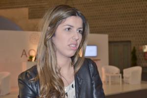 Na foto: Fátima Santos, secretária-geral da AORP / Foto: Pedro Santos Ferreira