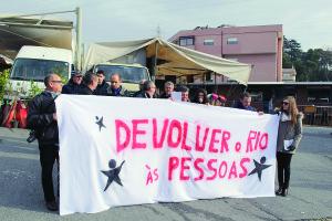 BE Gondomar na Feira de Rio Tinto / Foto de Pedro Santos Ferreira