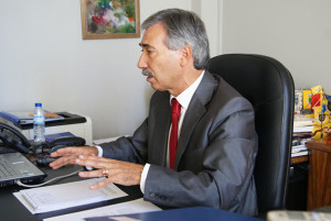 José António Macedo, presidente da União de Freguesias de Gondomar (S. Cosme), Valbom e Jovim / Arquivo Vivacidade