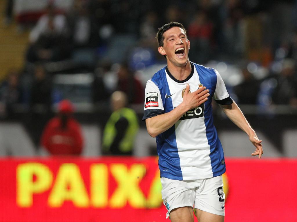 O jogador conquistou o Campeonato Nacional ao serviço do FC Porto / Direitos Reservados