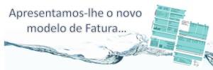 Águas de Gondomar - Nova fatura