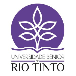 Novo logótipo da Universidade Sénior de Rio Tinto / Direitos Reservados