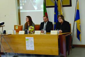 """Durante a tarde realizou-se o seminário """"Somos Cidadãos"""" / Direitos Reservados"""