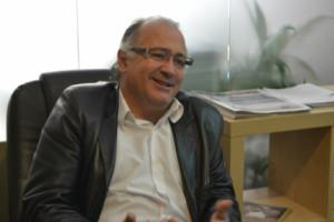Carlos Alberto, presidente da direção da Banda Musical de Gondomar / Foto: Pedro Santos Ferreira