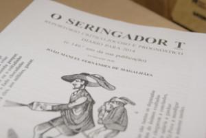 """""""O Seringador"""" é produzido em Baguim do Monte há cinco anos / Foto: Pedro Santos Ferreira"""