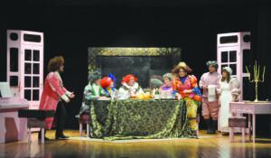 No total vão passar 10 peças pelo palco da Escola Dramática e Musical Valboense / Arquivo Vivacidade