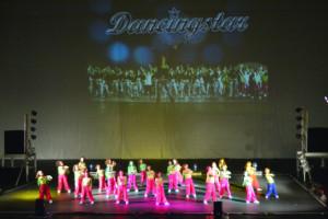 A Associação Dancingstar organizou o 1.º Concurso 'Gondomar Sabe Dançar' / Foto: Pedro Santos Ferreira
