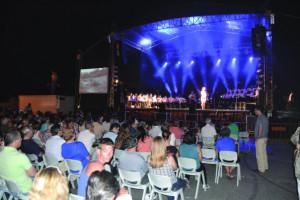 O Festival Cultural Gasómetro é organizado pela Associação Social Estrelas de Silveirinhos / Foto: Ricardo Vieira Caldas