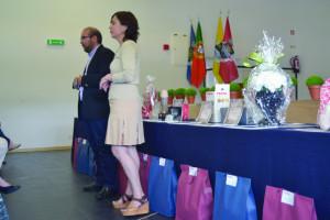 A entrega dos prémios realizou-se no auditório da Junta de S. Pedro da Cova / Foto: Pedro Santos Ferreira