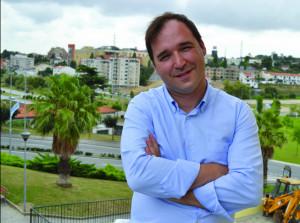 Nuno Fonseca quer organizar a maior Feira Medieval do concelho / Foto: Ricardo Vieira Caldas