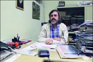 Albertino Valadares, presidente da direção da ARGO / Foto: Pedro Santos Ferreira