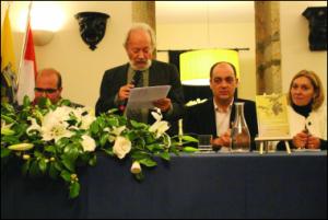 Joaquim Serra foi distinguido pela terceira vez / Foto: Pedro Santos Ferreira