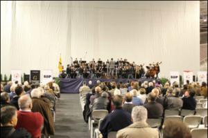 O evento trouxe música ao Multiusos de Gondomar / Foto: José Pedro Oliveira
