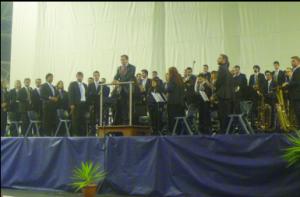 O II Festival Nacional de Bandas de Música realizou-se no Multiusos de Gondomar / Foto: José Pedro Oliveira