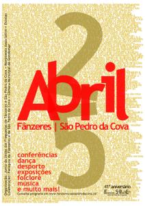 25 de Abril - Fânzeres e S. Pedro da Cova