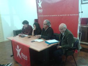 José Manuel Pureza discursou em Valbom / Direitos Reservados