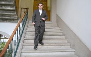 Marco Martins cumpre 100 dias de mandato à frente da CMG / Foto: Ricardo Vieira Caldas