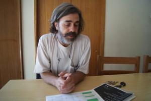 Albertino Valadares é um dos vários responsáveis pela organização do evento / Foto: Ricardo Vieira Caldas