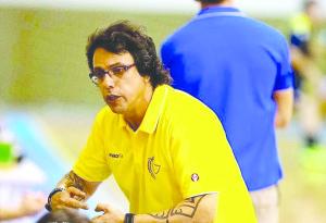 Paulo Pereira, diretor da equipa sénior de andebol do Gondomar Cultural