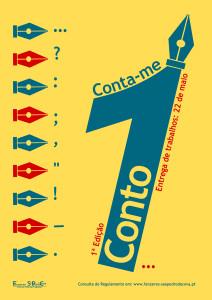 Cartaz oficial da iniciativa / Direitos Reservados