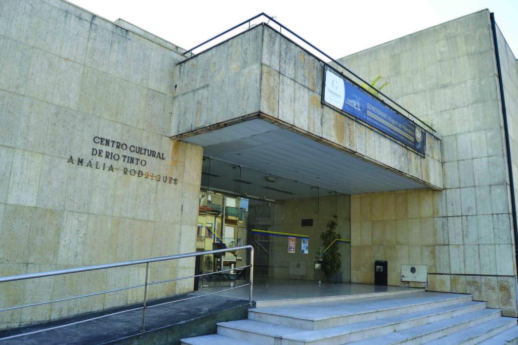 Centro Cultural de Rio Tinto / Foto: Ricardo Vieira Caldas