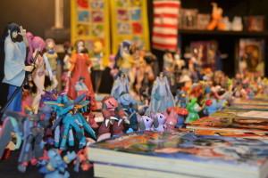 O Iberanime reuniu cerca de 10 mil visitantes no Multiusos de Gondomar / Foto: Pedro Santos Ferreira