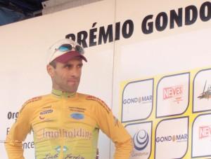 O ciclista gondomarense teve uma carreira recheada de títulos / Foto: Pedro Santos Ferreira