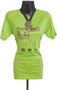 Camisola Oficial da Douro Run 2015 / Direitos Reservados
