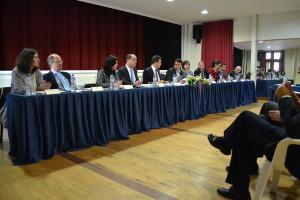 O executivo reuniu publicamente, esta quarta-feira, em Gondomar (São Cosme) / Foto: Pedro Santos Ferreira