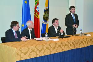 Debate Tendências do Quadro Geoestratégico / Foto: Pedro Santos Ferreira